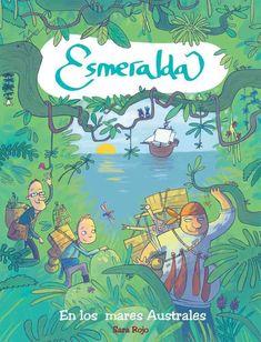 """Sara Rojo. """"Esmeralda en los mares Australes"""". Editorial MacMillan. (+ de 7 años). Conte, Editorial, Peanuts Comics, Comic Books, Cards, Fictional Characters, Bookshelves, Children's Literature, Books"""