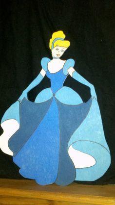 Wooden Cinderella