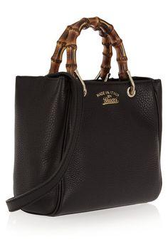 Gucci- i love tiny black bags <3