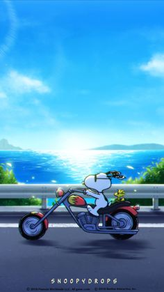 #SNOOPY #スヌーピー(Driving!)