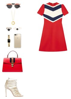 """House of Madalani"" by houseofmadalani on Polyvore featuring Gucci, Casadei, Speck, Chanel and Pomellato"