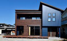 Modern Townhouse, Concrete Houses, Pretty Room, Facade House, Exterior Design, Architecture Design, House Design, Building, Interior