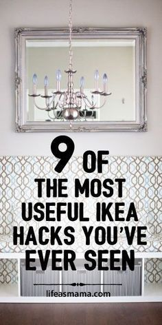 9 Of The Most Useful Ikea Hacks You've Ever Seen