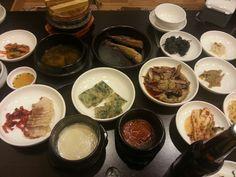 한정식,간장게장,돌솥밥 korean foods, soy sauce crab, rice of stone pot    사상체질약선음식의 효능  http://www.iwooridul.com/sasang/sasang-food