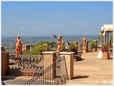 Viagens da Mochilinha Gaúcha: Giotto Hotel & Spa, em Assisi, Itália.