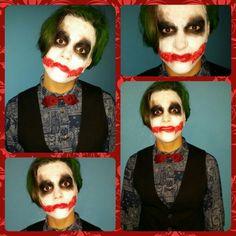 Why so serious? Cit. Joker