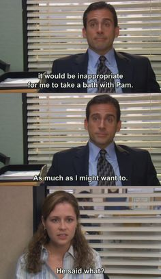 oh how i miss michael scott
