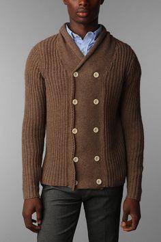 GANT Rugger Doubler Cardigan Sweater - sooo gorgeous