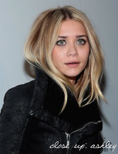 i'm sorry there's so much olsen. they just know how to do eyes ...
