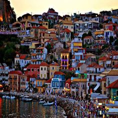 Parga, Greece ✓
