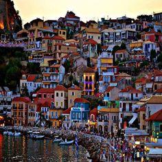 Parga,Greece