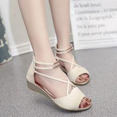 d7cf07bbb9a6fc 10 Best Kachis Fashion For Women - Shoes   Wedge Sandals And ...