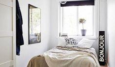 7x slimme tips voor de kleine slaapkamer