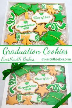 Graduation Cookies f