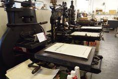 contemporary letterpress - Google Search