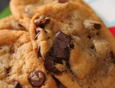 """""""Top-Drawer"""" Chocolate Chip Cookies (Made with pudding)"""