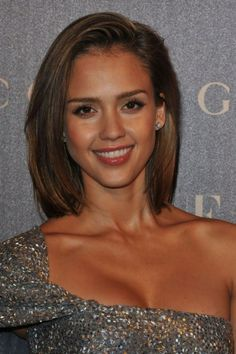 Shoulder Length Hair Style Latest Of Jessica Alba Design 600×900 Pixel