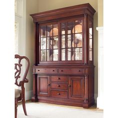 Thomasville Furniture Brompton Hall China Cabinet On The To Do List Our New Home Dining Room Buffet