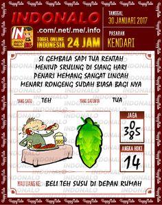 Nomer Tafsir 2D Togel Wap Online Live Draw 4D Indonalo Kendari 30 Januari 2017