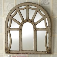 Mirror, Genevieve Arched from Through the Country Door® - $55