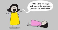 This Comic Perfectly Explains Why Anxiety & Depression Are So Difficult To Fight   Bored Panda