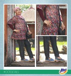 #OOTD saat berlibur di pulau Dewata baju santai dan sepatu casual sangat nyaman! #OOTDetails @solusimencuci