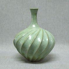 Pale Green Bottle
