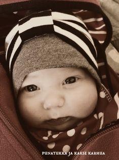 DIY: Rusettipipo - Punatukka ja kaksi karhua Baby Sewing, Baby Kids, Face, Diy, Babies, Sewing Patterns, Pattern, Craft, Bricolage