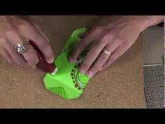 ▶ Envelope Punch Board Clasp Envelope - YouTube