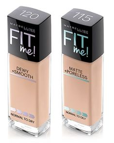 Maybelline Fit Me Matte + Poreless Foundation | Ulta Beauty