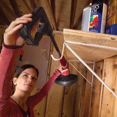 Family Handyman: Reclaim Your Garage! Reduce the clutter with these space-saving garage tips