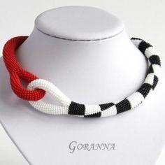Goranna.  Inspiration was a red sofa on a checkerboard floor