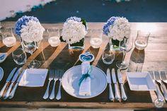 Destination Wedding Themes | Santorini Wedding | Destination Wedding by Stella and Moscha - Exclusive Greek Island Weddings | Photo by George Pahountis