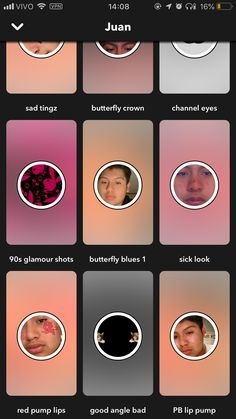 Snapchat Emojis, Best Snapchat, Best Vsco Filters, Insta Filters, Cute Instagram Captions, Instagram Snap, Photo Editing Vsco, Instagram Photo Editing, Snap Lens
