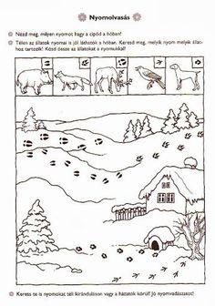 Preschool Coloring Pages, Preschool Worksheets, Coloring For Kids, Preschool Activities, Animal Activities For Kids, Winter Activities, Thema Winter Im Kindergarten, Feeding Birds In Winter, Body Parts Preschool