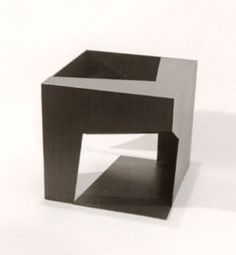 Escultura de Jorge Oteiza