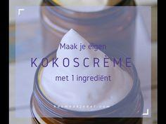 Hoe maak je kokoscrème