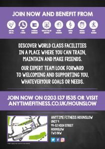 Only 1 Day Left To Join With Our Fantastic Halloween Sale Offer Anytime Fitness Anytime Fitness Gym Hounslow