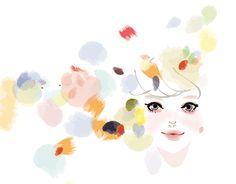 "Check out new work on my @Behance portfolio: ""TakakoIllust ""Face"""" http://be.net/gallery/57442659/TakakoIllust-Face"