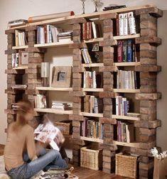 книжные шкафы камин - Поиск в Google