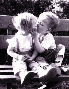 Kiss me once & kiss me twice....