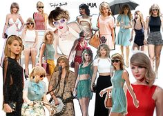 FASHION SUNDAE: Muse Of The Month: Taylor Swift