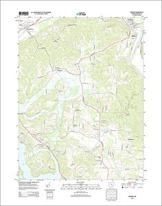 Structural Geology USGS make available topographic maps online