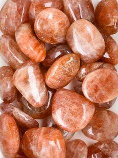 For engagement -Kayla Gems And Minerals, Crystals Minerals, Crystals And Gemstones, Stones And Crystals, Gem Stones, Turquoise Rose, Orange Aesthetic, Cool Rocks, Tumbled Stones