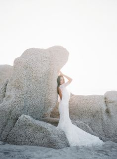The best scenarios for your wedding portraits are waiting for you at Grand Velas los Cabos!