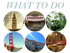 What to do in SAN FRANCISCO.