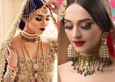 These top 10 jewellery brands have introduced latest designer collection of Pakistani bridal jewellery.