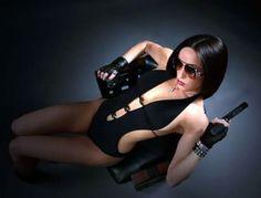 Seriously | Desert Eagle Technologies - A girl & her gun | www.deserteagletech.com