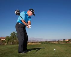 Butch Harmon: Power From The Start