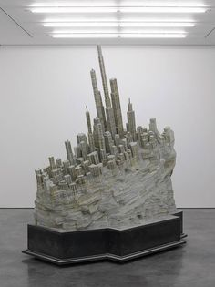Liu Wei, artiste chinois http://www.mymodernmet.com/profiles/blogs/liu-wei-untitled-2011/